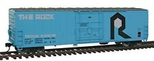 Walthers # 2012 50' Insulated Boxcar THE ROCK   # 516638 HO MIB
