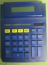 Taschenrechner  Euro Calculator AM 638 EU 20 x 15 cm  Neu unbenutzt OVP