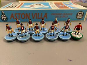 SUBBUTEO HW Aston Villa decals  basi replay dux