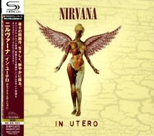 NIRVANA-IN UTERO DELUXE EDITION-JAPAN 2 SHM-CD I19