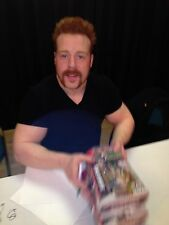 RARE SHEAMUS WWE Elite Signed Auto Wrestling toy action figure photo proof