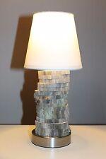Schwemmholz Tischlampe Tischleuchte Lampe Licht Schwemmholz Holz Treibholz #2