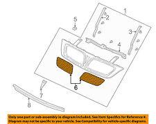 Pontiac GM OEM 01-05 Montana-Inner Grille Right 10310168