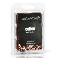 Coffee Scented Wax Melts Tarts tart/oil warmer burner NEW