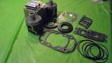 447 Rotax Aircraft Engine Piston Top End Rebuild Kit std  W bearings & Gaskets