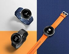 Huawei Fit Fitness Tracker Smart Watch with Sport Band Mes-B19 Black Blue Orange