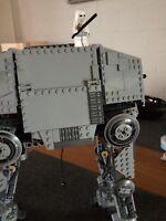 LEGO StarWars Motorized Walking AT-AT (10178)
