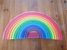 Brand New Grimms 12 Piece Bright Rainbow