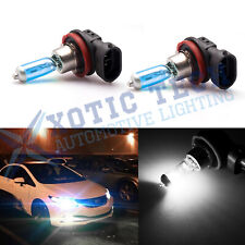 2x Super Bright White Halogen Light Bulb 9005 HB3 For High Beam Fog Light DRL