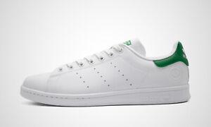 adidas Stan Smith Vegan weiß/grün, Sneaker, Art. FU9612, NEU im Karton