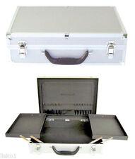 Barber's Aluminum Clipper / Trimmer Tool Case Burmax #ATC300