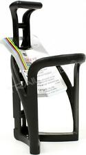 CatEye Lightweight Flexible Durable Nylon Bicycle Water Bottle Cage Holder Black