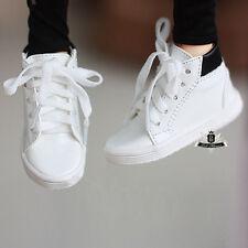 1/3 BJD Boots SD13 Dollfie White Casual shoes Sneaker MID EID DOD LUTS SOOM AOD