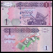 Libya, Lybien, 1 Dinar, 2013, P-76, UNC