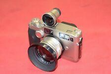 Zeiss Contax G2 Rangefinder Camera, Zeiss 45mm f2.0, 21mm f2.8, 28mm f2.8, 90mm