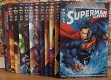 SUPERMAN UNIVERS + HS / SERIE INCOMPLETE / DC COMICS / TBE