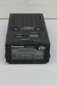 Panasonic 60 GB, Internal,   AJ-PCS060G P2 NO POWER SUPPLY UNTESTED