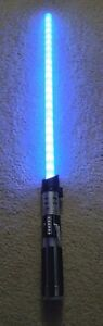"""👽 Star Wars  Lightsaber C-2945A, light & sound, by Hasbro 34"""" non-retractable👽"""