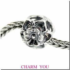 AUTHENTIC  TROLLBEADS 11339 ZUCHINNI FLOWER