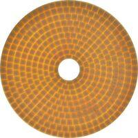"50 Grit 7"" Resin Grind Polish Edge Pad Concrete Floor Angle grinder"