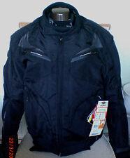 Ixon KRYPTON Moto/Moto Textile Veste noire-UK XL