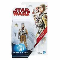 Page Resistance Gunner Action figures Star Wars Force Link Gli utlimi Jedi CM 9