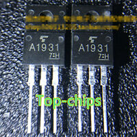 5PCS 2SA1931 A1931 POWER TRANSISTOR TO220F new