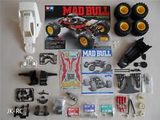 Choice Of New Genuine Tamiya Spare Parts For 'Tamiya Mad Bull 58205 ' (Madbull)
