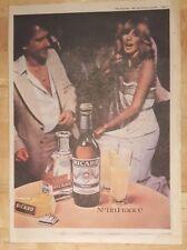 RICARD VINTAGE 1980 COMPLET PAGE PRESS ADVERT 37 x 27 cm AFFICHE