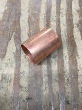 """2"""" Wrot Copper Sweat No Stop Repair Coupling"""
