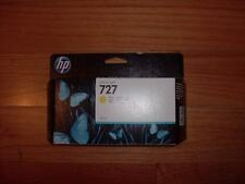 2016 GENUINE HP #727 YELLOW INK CARTRIDGE B3P19A DESIGNJET T920 T1500 T2500 NEW