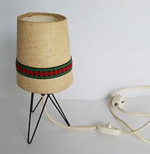 Tischlampe Drahtgestell passend zu String Regal 50er 60er Jahre Klassiker