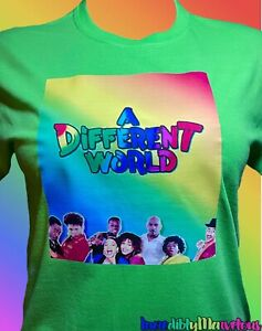 A Different World Tee