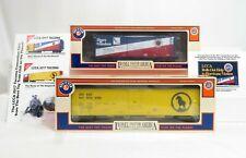 Postwar Lionel 6119 Dl&w Work Caboose - C7