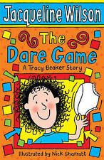 The Dare Game-ExLibrary