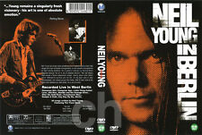 NEIL YOUNG - Live in Berlin (2001)  DVD NEW