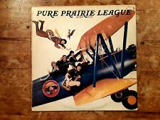 PURE PRAIRIE LEAGUE - JUST FLY - COUNTRY ROCK - VINYL  LP - 1978 - PLAY TESTED