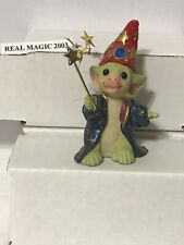 """Real Magic� Whimsical World Of Pocket Dragons Hummel Goebel Collectibles No Box"