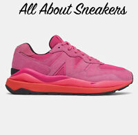 "New Balance 57/40 ""Pink glo with neo fla"" Men's Trainers All Sizes Limited Stock"
