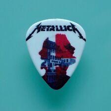 Metallica - Kobenhavn 02/09/17 Worldwired Tour 100% Authentic RARE Guitar pick