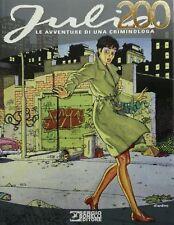 JULIA NR. 200 - VARIANT COVER - COPERTINA VITTORIO GIARDINO (2015) - AUTOGRAFATA