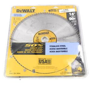 "DeWalt DWA7749 14"" Carbide Tipped Circular Saw Blade 1,800 RPM"