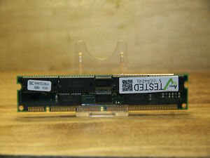 ✔️WORKING 16MB 5V EDO DIMM 60NS DOUBLE SIDED PARITY BUFFERED RAM MEMORY