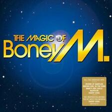 Boney M The Magic of CD Pop Disco Album 2006