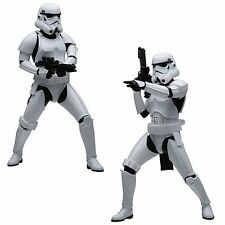 "Star Wars - 2 x Stormtroopers - 8"" Scale Figures - Limited Edition - ArtFX"