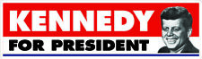 Kennedy for President - Decal / Sticker