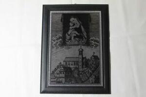 A2/ älteres Bild - Religöses Bild - Christentum - Wallfahrtskirche Hasenweiler
