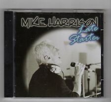 (HX872) Mike Harrison, Late Starter - 2006 New Not Sealed CD