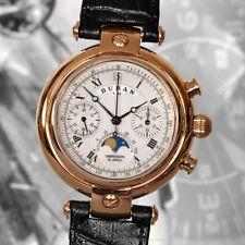 BURAN V.M. Poljot 31679 Chronograph Basilika Mondphase Chronograph russische Uhr