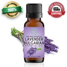 Lavender Bulgarian Essential Oil 10 ml 100% Pure & Natural Therapeutic Grade